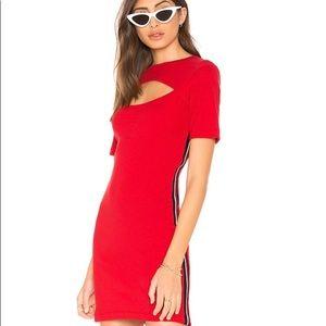 Revolve X The Fifth Label Wayfarer Striped Dress